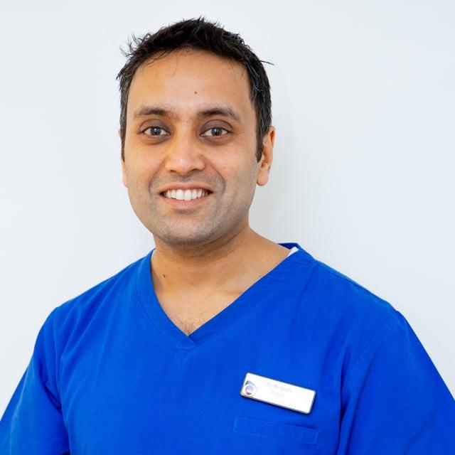 Dr Brijesh Patel