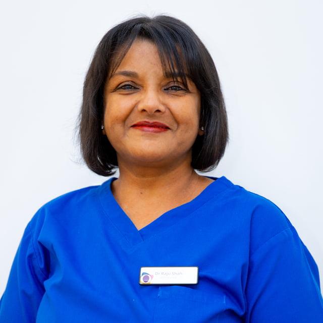 Dr Rajeshree Shah